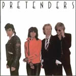 Pretenders from 1980 - 12 tracks from the Pretenders' best lineup